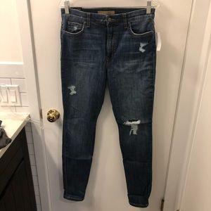 New Joe's Jeans Allura High Rise Skinny Jeans 31